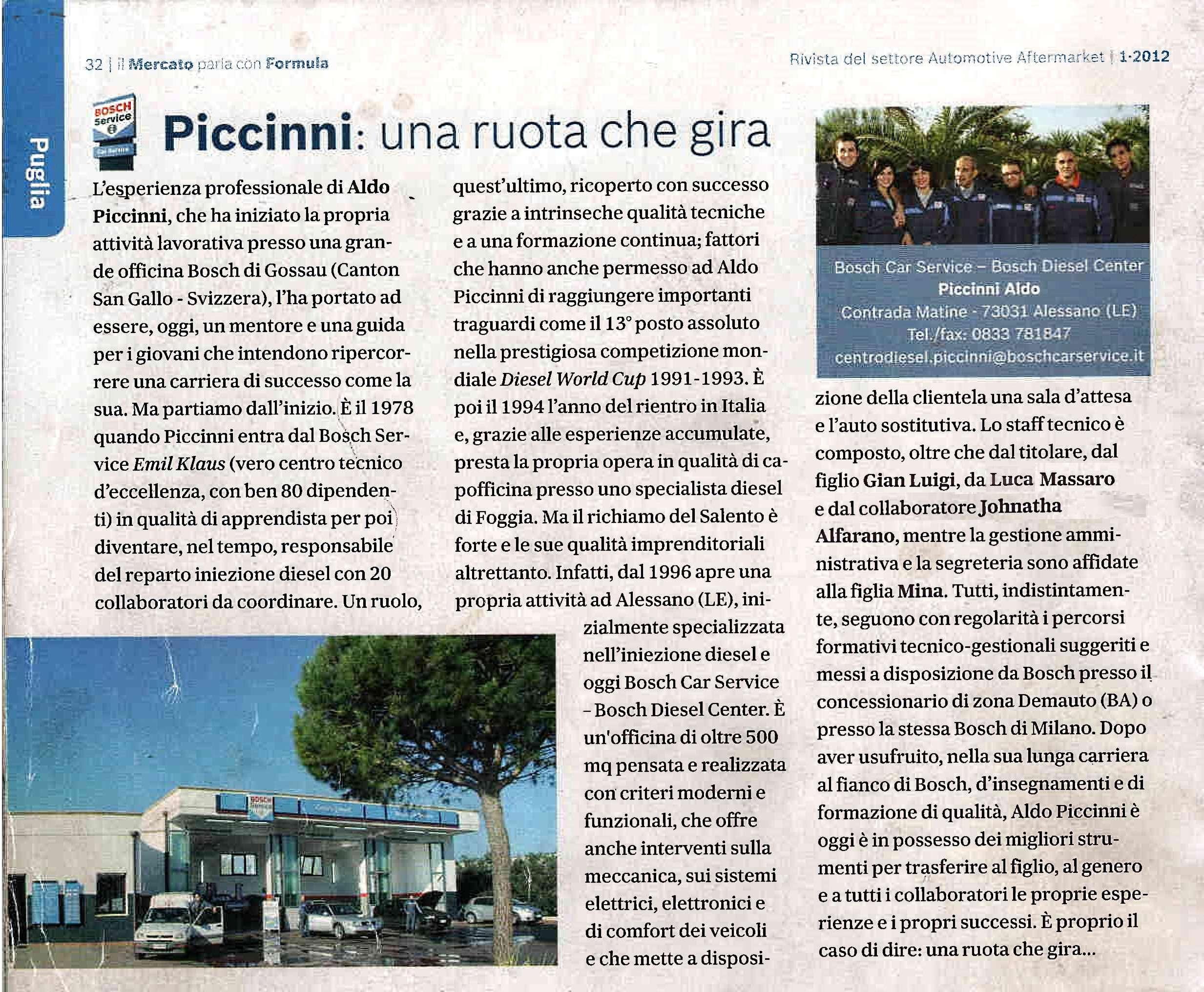 Piccinni Officina